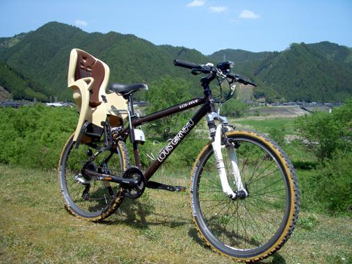 自転車の 無印 自転車 子供 20インチ : ... おしゃれな子供乗せ自転車!6