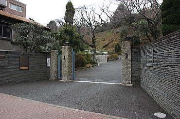 小石川のお屋敷と音羽の御殿