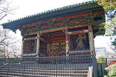増上寺と愛宕山