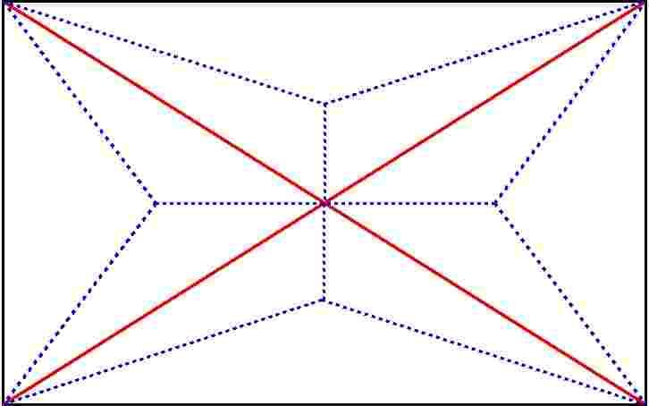 すべての折り紙 長方形 折り紙 鶴 : ひし形やたこ形も同じことです ...